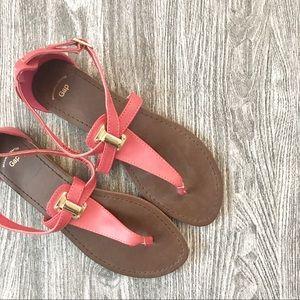 Guava Pink Sandals (S4)